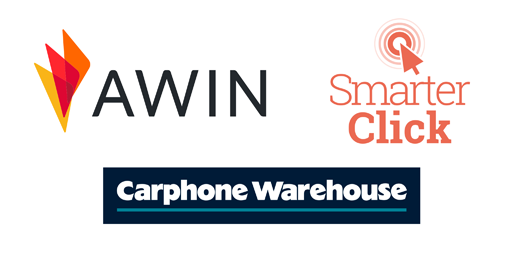 Awin and Smarter Click for Carphone Warehouse