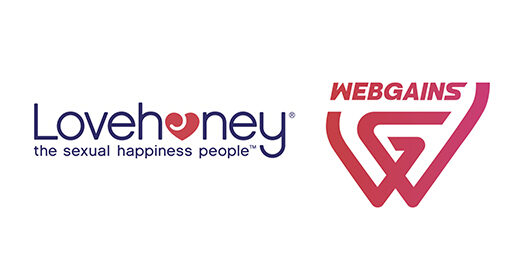 Lovehoney in Partnership with Webgains